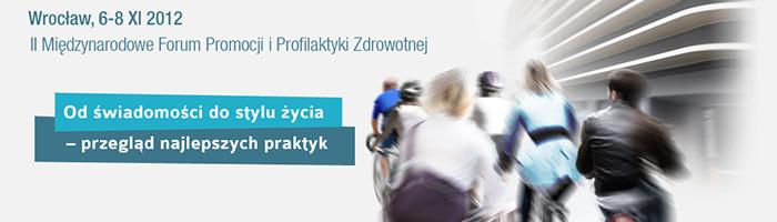 II Międzynarodowe Forum Promocji i Profilaktyki Zdrowotnej Know Health